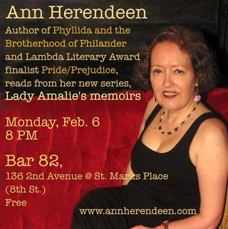 Where to find Ann Herendeen online